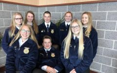 FFA Members Attend Leadership Conference