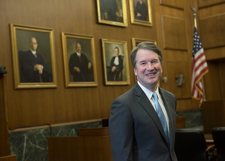 Judge Brett Kavanaugh