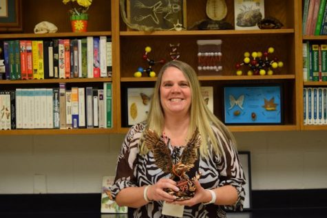 November Renaissance Teacher of the Month: Danielle Shick