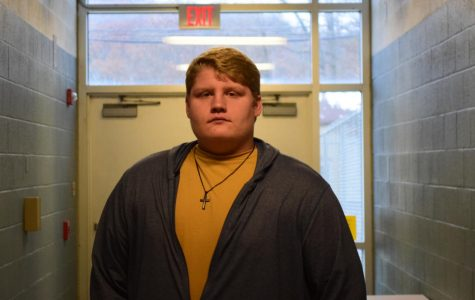 Senior Spotlight: Connor Wertz