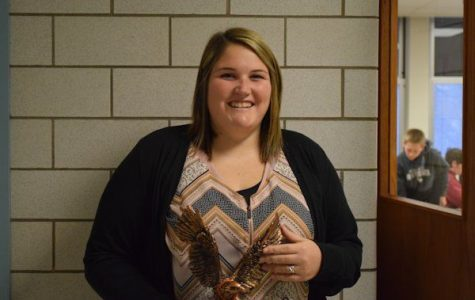 'Be Golden' Teacher of the Week: Mrs. Tiffany Smith