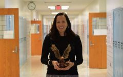 'Be Golden' Teacher of the Week: Mrs. Chrystie Williams