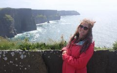 Study Abroad Offers Tyrone Grad a Window on the World