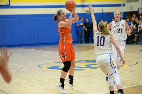 Lady Eagles Soar Over Bald Eagle
