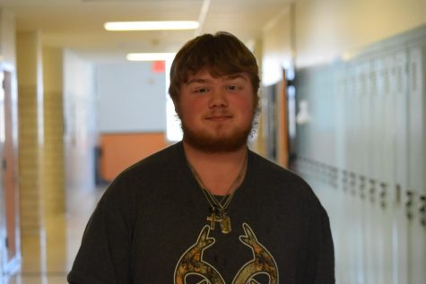 Senior of The Week: Trevor Fink