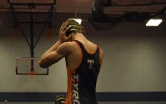 Golden Eagle Wrestlers Gain Experience at Panther Holiday Classic