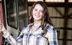 TAHS Grad Earns Highest FFA Honor