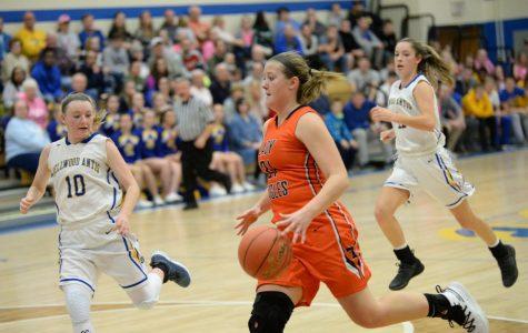 Athlete of the Week: Sydney Shaw