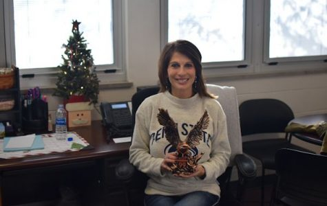 'Be Golden' Teacher of the Week: Mrs. Tiffany Johannides