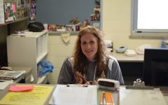 'Be Golden' Staff Member of the Week: Mrs. Karen Railing