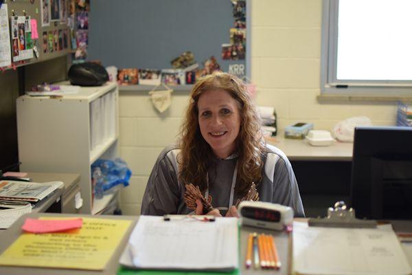 'Be Golden' Staff Member of the Week: Mrs. Karen Railing