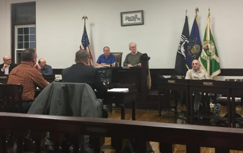 Tyrone Borough Council Discusses Feral Cat Problem, School Traffic Issues, and K9 Unit Plans
