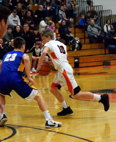 Boys Basketball Highlight Video: Tyrone 56, Penn Valley 35