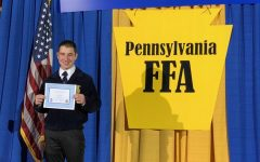Tyrone Sophomore Earns Scholarship to Attend FFA Leadership Conference