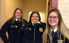 Five FFA Students Capture First at State AgriScience Competition