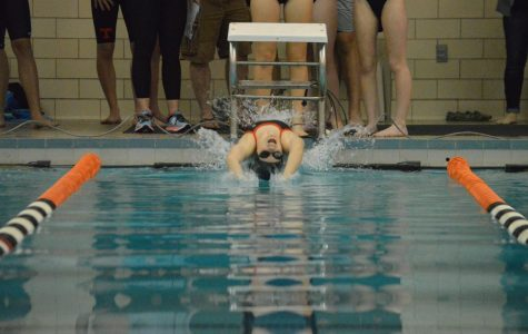 Tyrone Swimming Reaches New Heights Over Cambria Heights