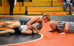 Photo Slideshow: Wrestling vs Penns Valley