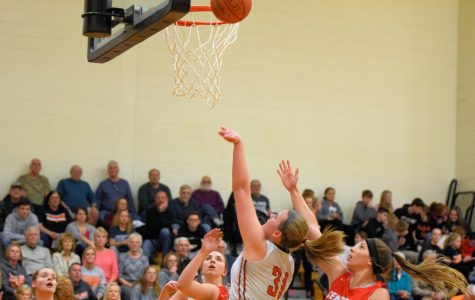 Lady Eagles Take Over Mountain League with OT Win