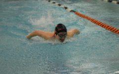 Double Swim Win Over Bearcats