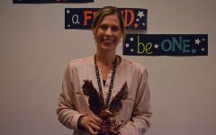 'Be Golden' Teacher of the Week: Mrs. Shannon Davis