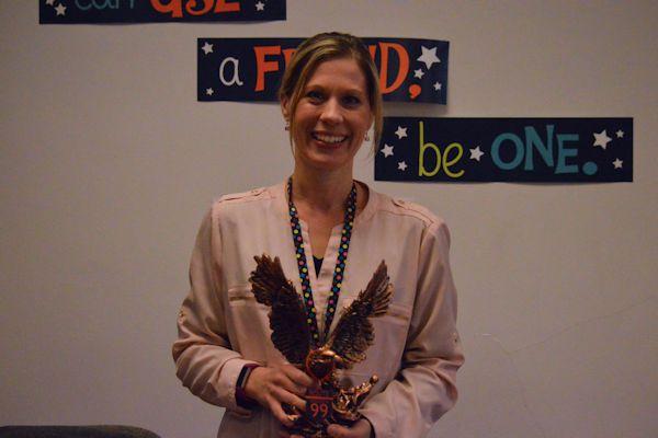 Be Golden' Teacher of the Week: Mrs  Shannon Davis – Tyrone Eagle
