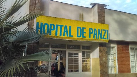 The Panzi Hospital is located in the Sud-Kivu province in the Democratic Republic of Congo.