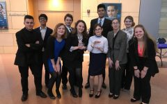 Tyrone Mock Trial Brings Home Awards