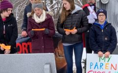 TAHS Students March for Life