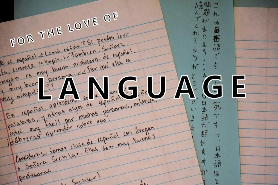 Learning a language is very beneficial, as it is the very gateway to a culture and its history. It's found in everyday media like video games and music, making it ever-so unifying.