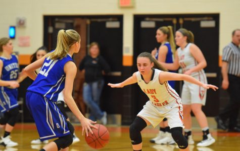 Lady Eagles Fly through Quarterfinals