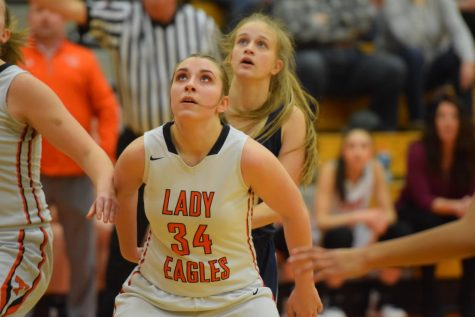 Lady Eagles Continue Mountain League Dominance