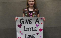 "Girl Scouts and Goodwill Team Up to ""Give A Little Love"""