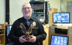 'Be Golden' Staff Member of the Week: Officer Bub