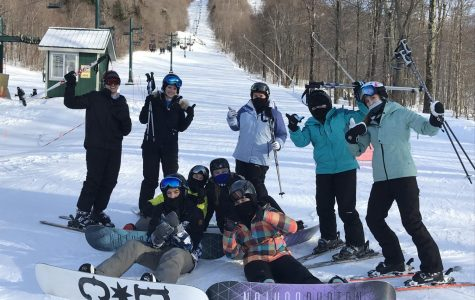 Ski Club Makes Vermont Memories
