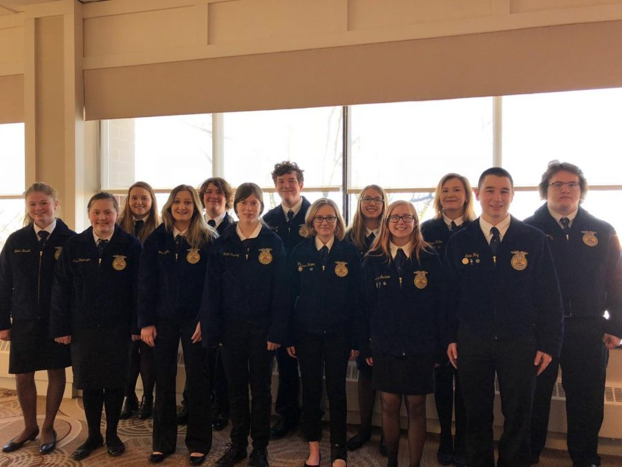 Tyrone+Area+FFA+members+who+attended+the+20th+ACES+event+in+Harrisburg+on+Feb.+9-10.+Left+to+right%2C+back+row+-+Emma+Bartel%2C+McKenna+Chronister%2C+Noah+Frantz%2C+Colin+Jackson%2C+Karly+Diebold%2C+Allison+Miller%2C+Guy+Williams%3B+front+row+-+Grace+Peterson%2C+McKenna+Yaudes%2C+Olivia+Beck%2C+Whisper+Breon%2C+Alyssa+Luciano%2C+and+Garin+Hoy%0A