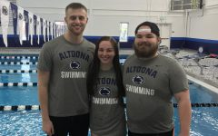 Alumni Spotlight: TAHS Alumni Find Their Home on PSUA Swim Team