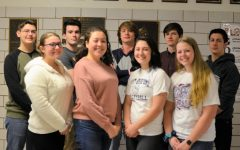 Nine TAHS Students Qualify for District Chorus