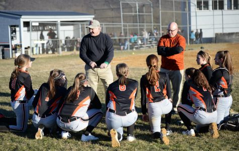 Tyrone Softball Shuts Out Bellefonte in Season Opener