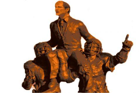 Franco statue