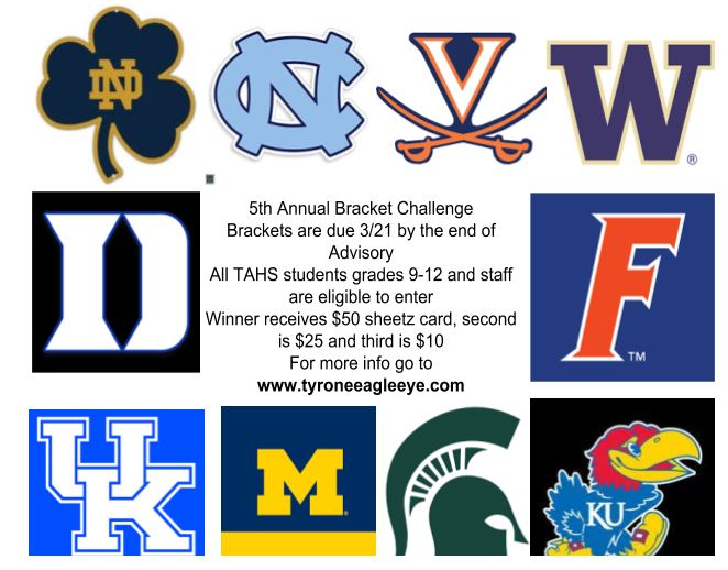 Enter+the+5th+Annual+Eagle+Eye+March+Madness+Bracket+Challenge