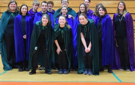 Tyrone Indoor Ensemble Takes First At Windber