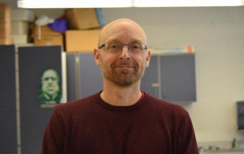 'Be Golden' Teacher of the Week: Eric Feather