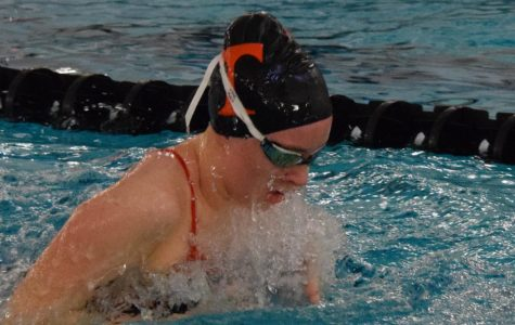 Tyrone Swims to Double Win vs Ligonier Valley