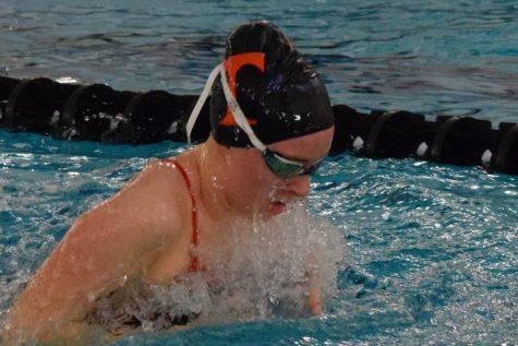 Tyrone Swims to Double Win vs Ligonier Valley