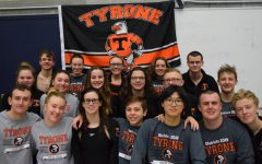 Tyrone Qualifies For States; Nine Swimmers Podium at Swim Districts