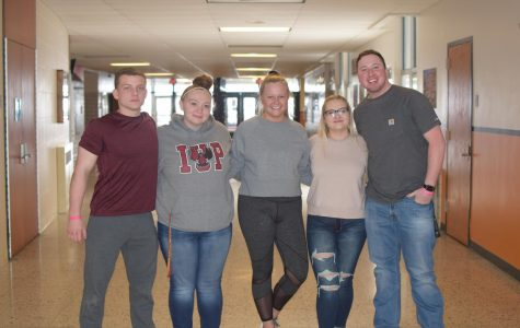 Five Tyrone GACTC Students Qualify for SkillsUSA States
