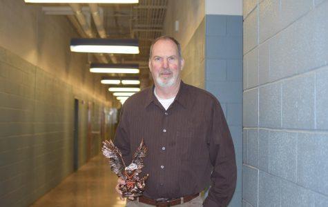 'Be Golden' Staff Member of the Week: Mr. Bob Wilson