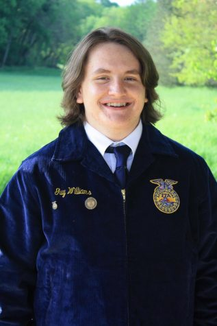 FFA Spotlight: Senior Guy Williams