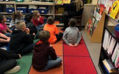 Second Graders Learn about Agriculture for Ag Literacy Week