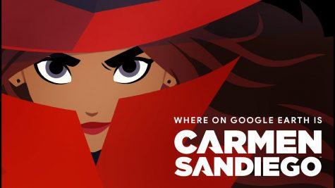 Where on Google Earth is Carmen San Diego?
